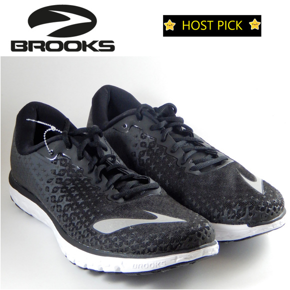 8cc8f67ed52f2 Brooks Other - Brooks Pureflow 5 Men s Black Running Shoes New